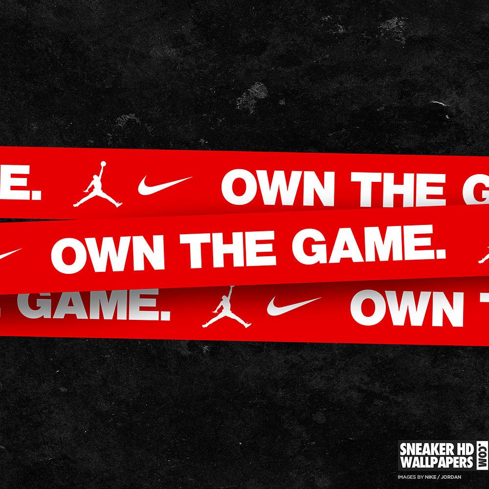 Nike x Jordan All Star Weekend Own