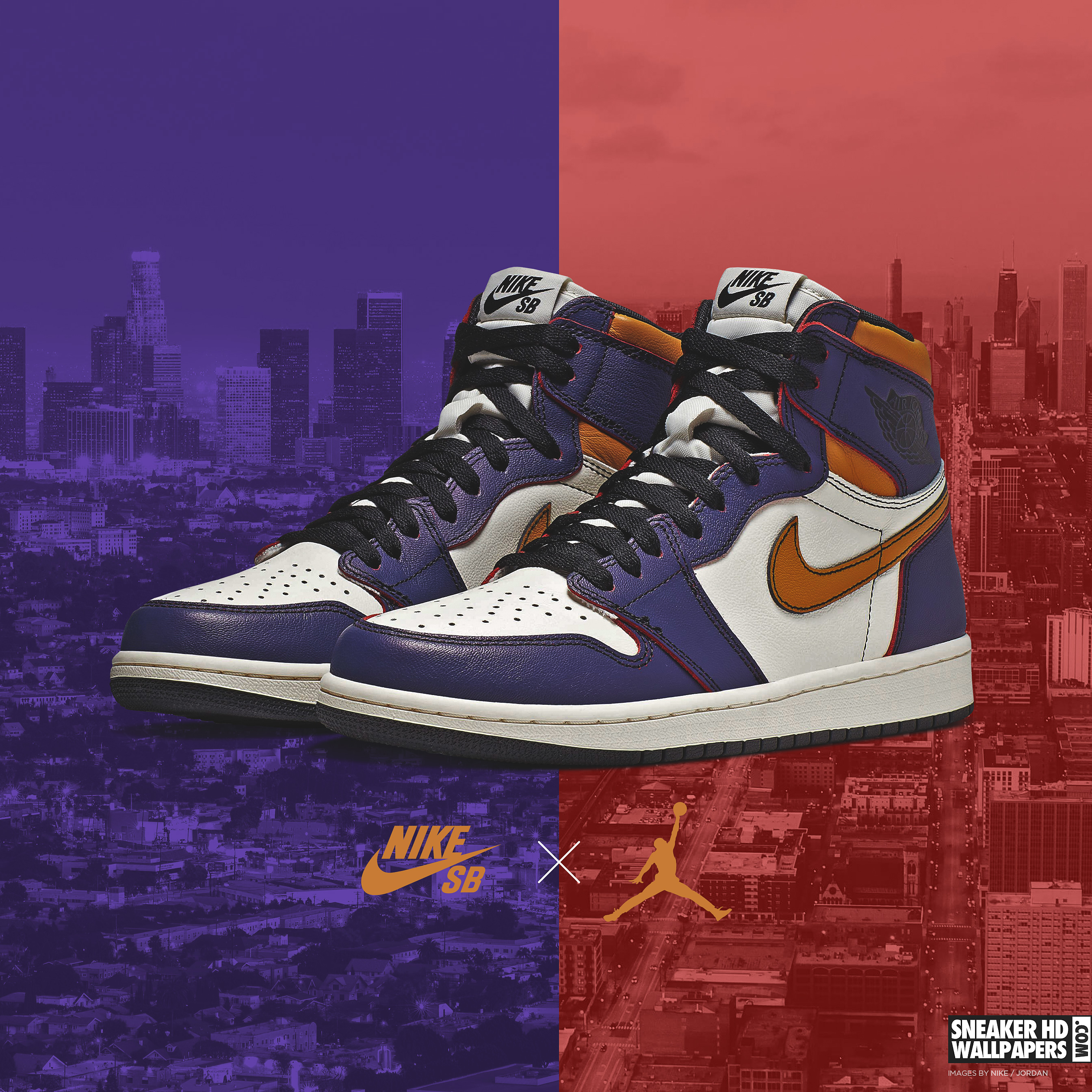 SneakerHDWallpapers.com – Your favorite sneakers in HD and mobile wallpaper resolutions